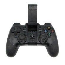 Портативный Размеры Беспроводной Bluetooth геймпад игровой контроллер Джойстик для смартфона подходит для PS3 для Android телефоны