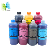 Winnerjet 1000ml 8 Colors Pigment Ink for Epson Stylus Pro 7600 9600 Printers