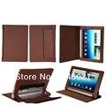 Хорошее качество кожи стенд tablet case cover для LENOVO YOGA B8000, leather case для Для Планшетных Lenovo B8000 Бесплатная Доставка