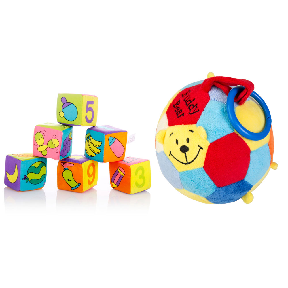 Baby Stuffed Learning Educational Toys Girls Boys Toy ...