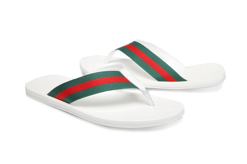 designer flip flops qbc5  Aliexpresscom : Buy Mens Designer Brand Beach Jelly Flip Flops Men Flat  Sandal Shoes 2015 Summer Slippers Slides Sandals Open Toe Shoes Size 38 43  from
