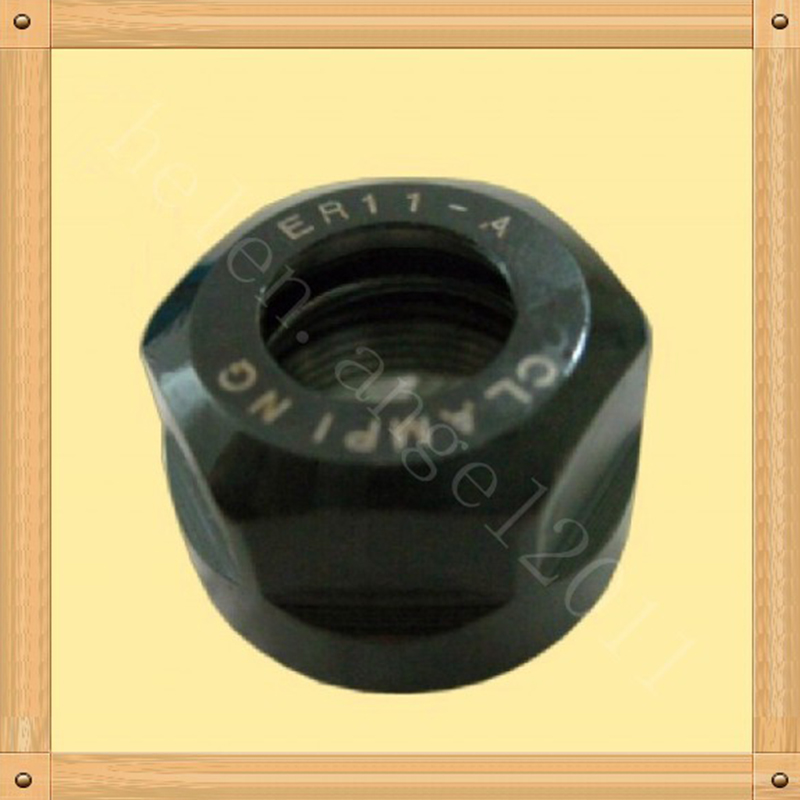 Uus 3tk ER11-A kolonnkinnitusmutter cnc-freeside hoidik M14 X0.75 ER11