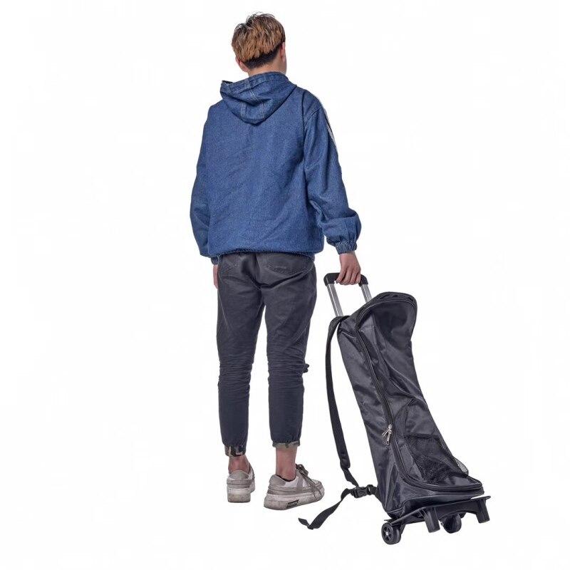 Hoverboard chariot de transport sac à dos épaule rouleau sac de traction pour 6.5 8 10 Scooter électrique auto-équilibre