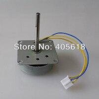 2pcs Low power AC power miniature three-phase generator micro wind hand teaching example model free shipping
