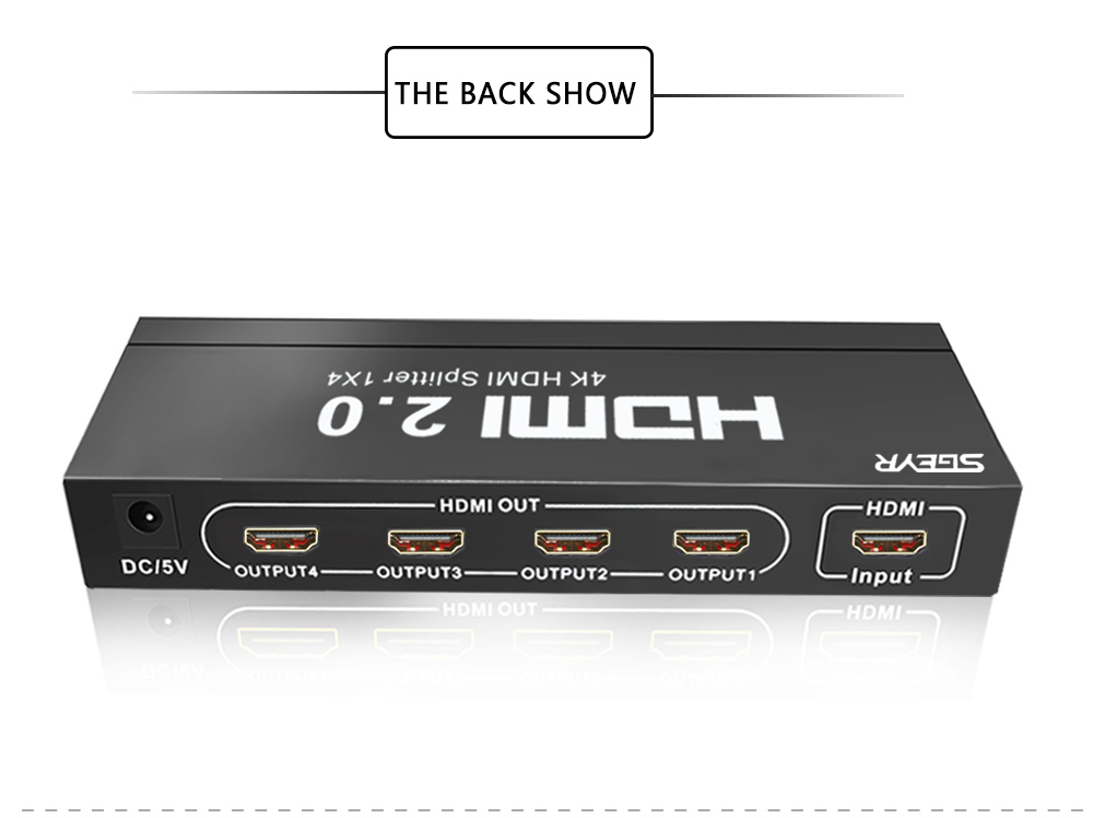 4 port HDMI 2.0 splitter (12)