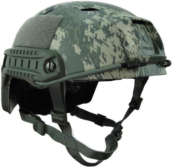 ФОТО Paintball Airsoft Base Jump Helmet With Head Protective Helmet Military CS Combat Fast BJ Type Helmet