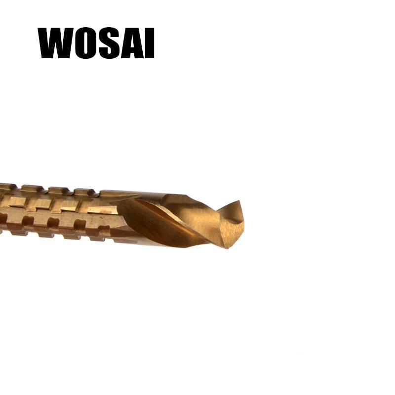 WOSAI 6 vnt. Elektrinių gręžtuvų ir pjūklų rinkinys HSS plieno - Grąžtas - Nuotrauka 3