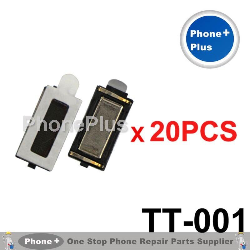 20/50/100 PCS Pour Motorola MOTO G XT1032 XT1036 XT1033 pour Moto E XT1021 XT1025 Écouteur Haut-Parleur récepteur Écouteur D'oreille Haut-Parleur