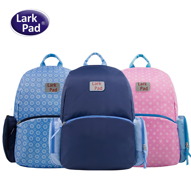 Larkpark 2018 children school bags for teenagers Nylon bag for kids school backpacks bags with pure color leisure mochila bags двухкамерный холодильник gorenje nrk 6192 mr