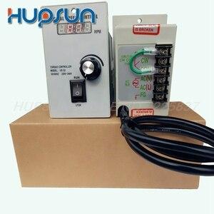 Image 2 - Hohe qualität präzise elektrische getriebe digitale geschwindigkeit controller für ac motor speed controller 400 watt ac 220 v motor geschwindigkeit controller