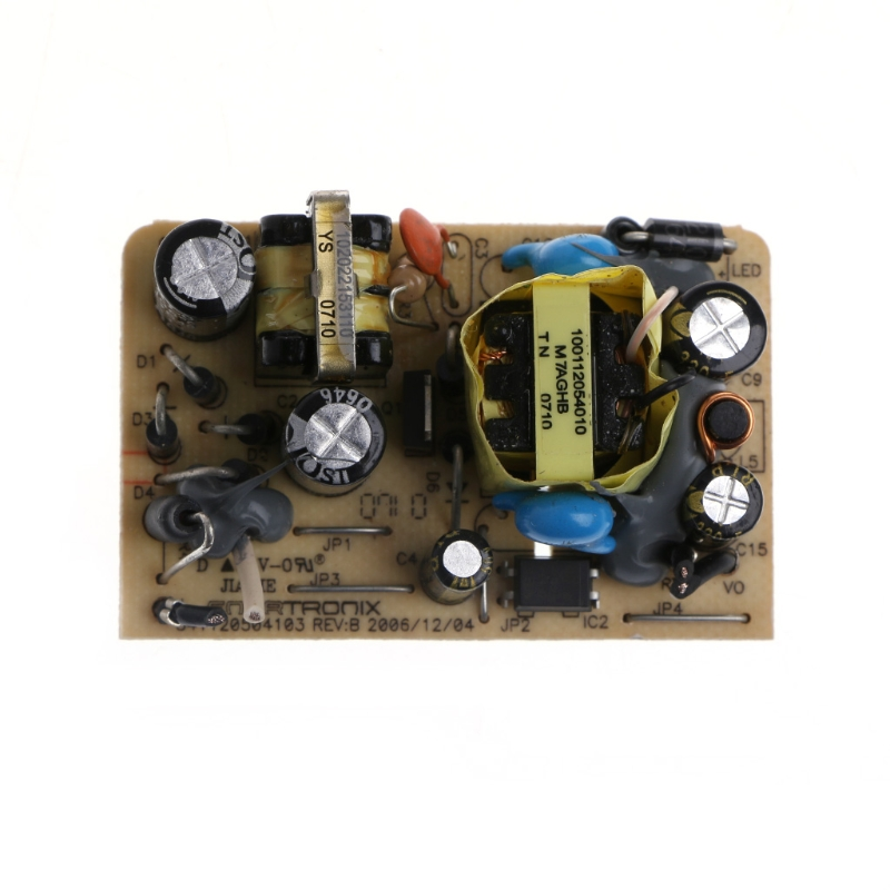 500MA AC-DC 12V 0.5A Switching Replace Repair LED Power Supply Module hzdz switching power supply module green 9v 500ma