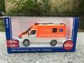 Siku 1:50 Mercedes Ambulance Emergency Rescue Van Diecast Vehicle New