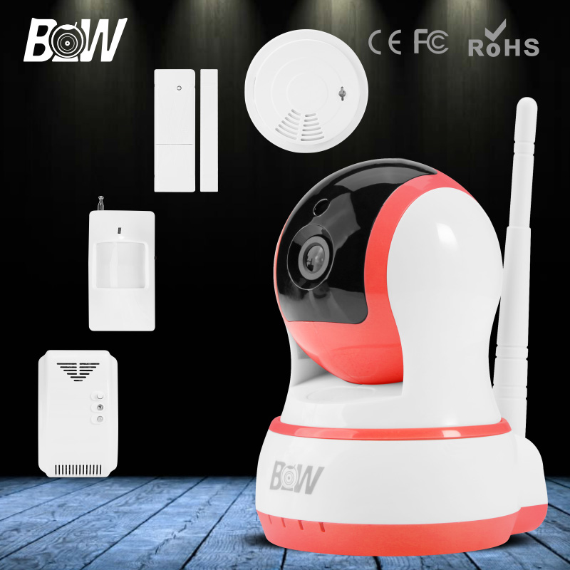 BW Wireless Wifi IP font b Camera b font P2P Motion font b Door b font