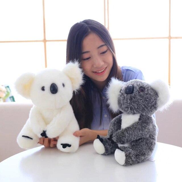 Super cute piccolo koala orso di peluche giocattoli per bambini