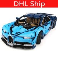 Technic Car Series Supercar Chiron Bugatti 3636Pcs Building Blocks Sets Toys Compatible LegoINGs 42083 Bricks Toys