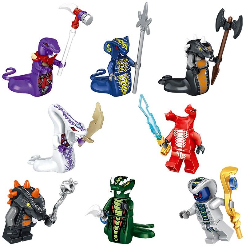 Картинки лего ниндзя го наборы со змеями