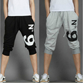 2017 Hot Selling Summer Calf-Length jogger Pants For Men Fashion Leisure Mens Capri Pants