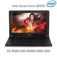 """ram 32g ורוד 2G RAM 32G eMMC 64G Intel Atom Z8350 11.6"""" USB3.0 מחברת מחשב נייד bluetooth מערכת WIFI Windows 10 HDMI (1)"""