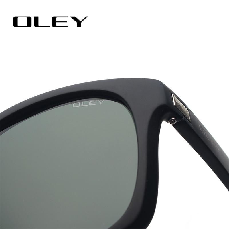 e3f4a015c281e4 OLEY Retro polarized sunglasses men womens brand designer Sun Glasses for man  gafas lunette de soleil homme zonnebril mannen -in Sunglasses from Men s ...