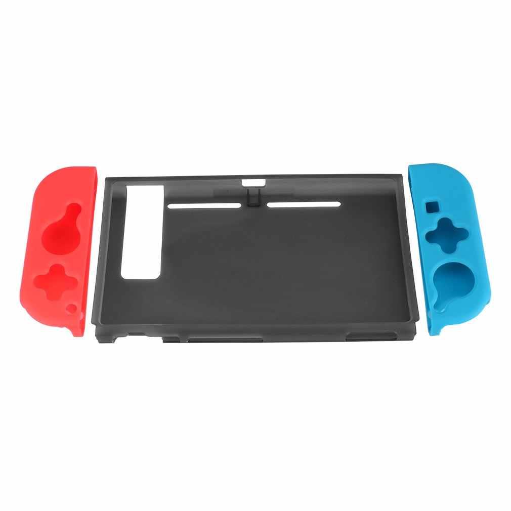 Съемная Оболочка Чехол ударопрочный защита от царапин защитная крышка для переключателя игра консольные аксессуары