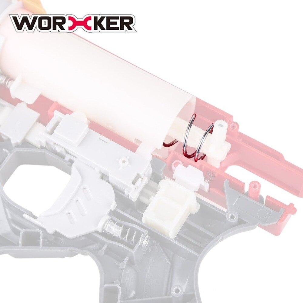 Foam Blasters & Bullets Worker Mod 18kg Modification Upgrade