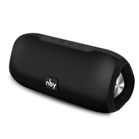 NBY Portable Bluetooth Speaker Wireless Stereo Loudspeaker Sound System Outdoor Waterproof Speaker 10W Music Surround