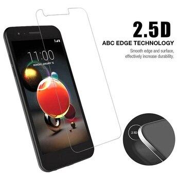 Wangcangli 2.5D Закаленное стекло для LG G7 9H Защитная пленка для экрана для LG K8 2018 K10 2018 K9 K11 Q7 Q stylo 4 Q stylus