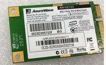 Azurewave rtl8187se AW-GE703 54mbps mini pci-e sem fio wlan cartão wi-fi