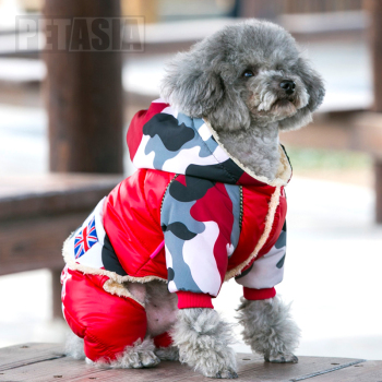 Winter Waterproof Jacket For Small Dogs 2