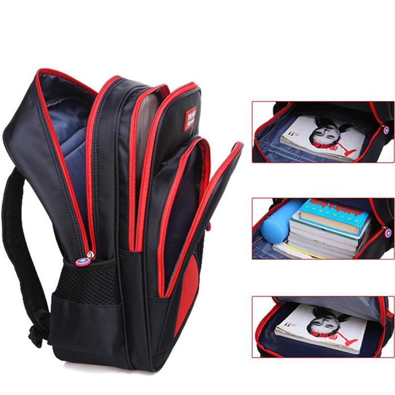 Large School Bags for Boys Girls Children Backpacks Primary Students Backpacks Waterproof Schoolbag Kids Book Bag 2 sizes