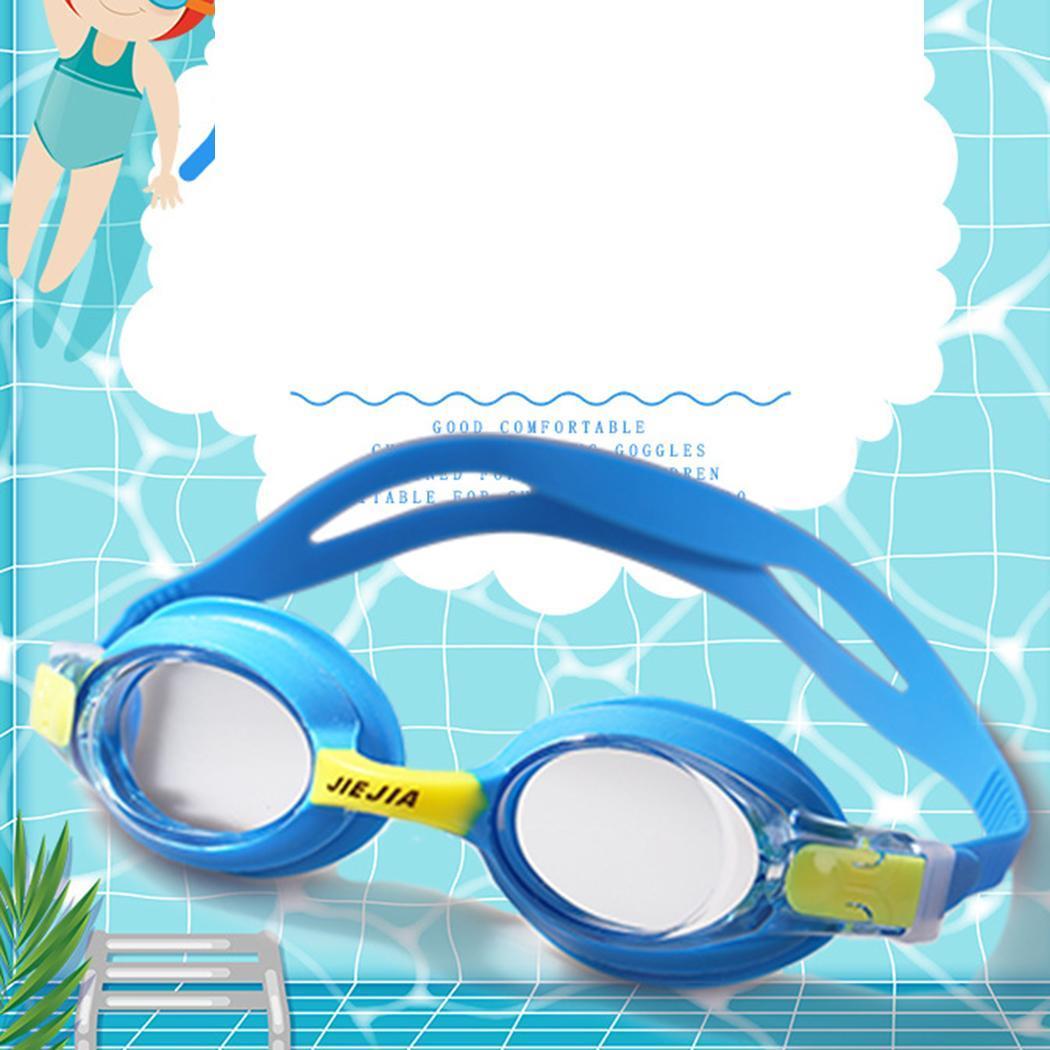 Schwimmen Professionelle Sicherheit Anti Nebel Schwimmen Brille Beschichtung Kinder Schwimmen Gläser Männer Frauen Kinder Brille Sport Baby Swim Brillen