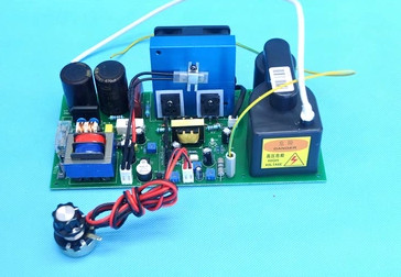 FREE SHIPPING 300W Ozone High Frequency Power Supply Adjustable Ozone Power Supply High Pressure Package