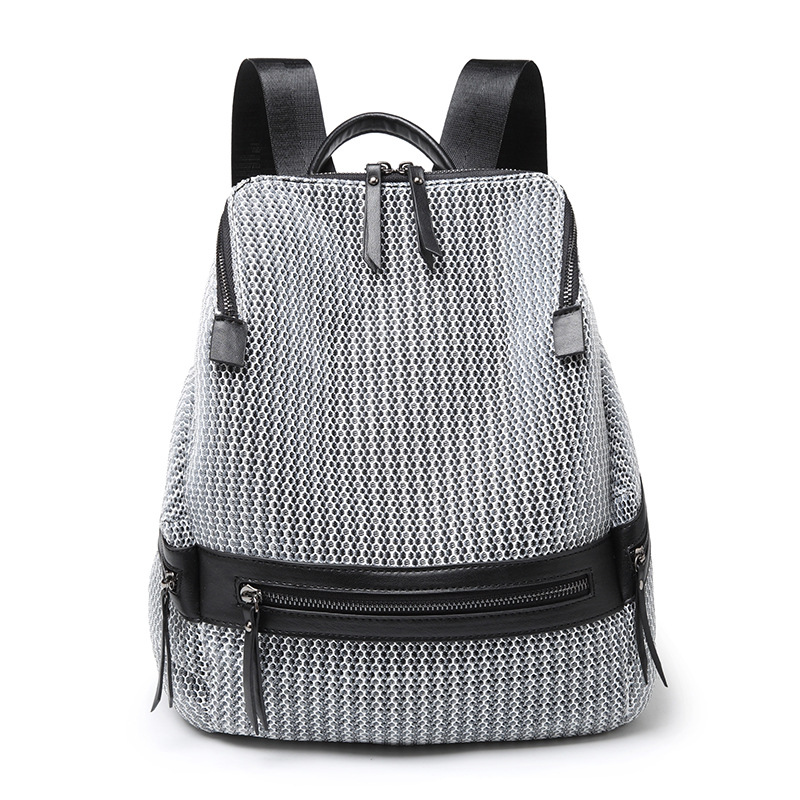 Backpack Bag Multi-purpose Dual-use Chest Bag Soft Leather Mother Bag travel backpack women school backpack school bag new C694 bamboo bamboo portable folding stool have small bench wooden fishing outdoor folding stool campstool train