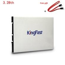 Kingfast f6 marca de metal interna de 2.5 pulgadas de 32 gb de memoria de almacenamiento ssd/hdd unidad de disco duro de estado sólido sata3 6 gbps para el ordenador portátil y de escritorio