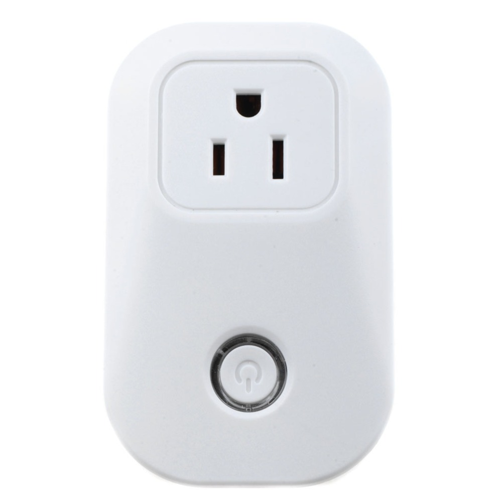 WiFi Plug Remote Control Smart Power Timer Socket Switch for Android iPhone  T31 T0.2