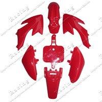 PLASTIC KIT FENDER For HONDA CRF50 XR50 70 CRF 50 XR 50 SDG SSR Pro 50cc