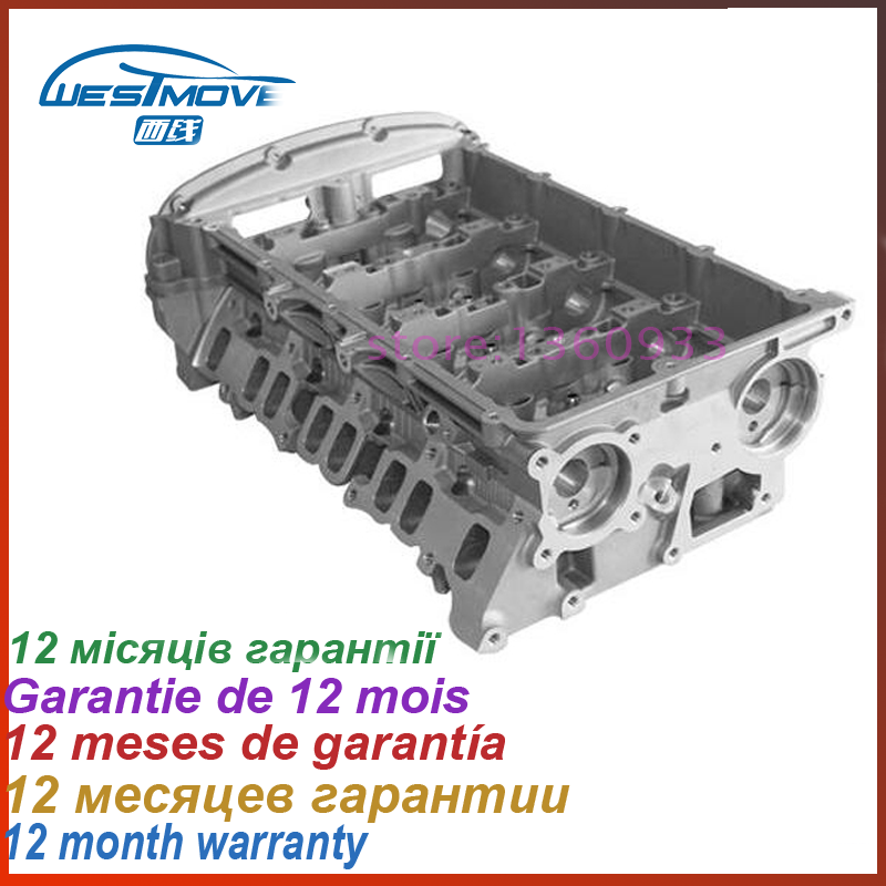 Ford 4 6 Cylinder Head Replacement: Cylinder Head For Ford Transit Ranger 2198cc 2.2 TDCI 16V