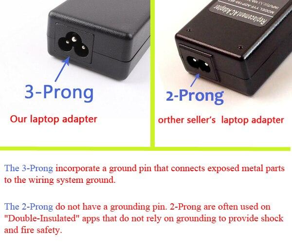 19.5V 4.7A 90w Cargador de batería adaptador de CA universal para - Accesorios para laptop - foto 3