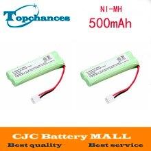 Eleoption 2.4V 500mAh Home phone Battery For Vtech BT18443 B