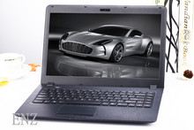 ENZ Notebook Laptop 14 inch Celoron N3050 CPU Quad-core Slim and portable laptop Office study computer Russia free shipping