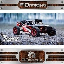 FID Racing Молот дракона 1/5 бензин пустыни двигатель тележки Zenoah G320 32CC 2T мощный бензиновый двигатель