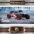 FID Racing Dragon Hammer 1/5 Gasoline Desert Truck Japanese Zenoah G320 32CC 2T powerful gasoline engin