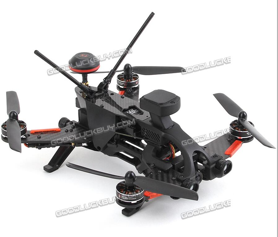 Walkera Runner 250 PRO Racing Quadcopter Drone w/ 800TVL Camera OSD GPS PNP walkera runner 250 pro z 20 runner 250 pro main control board fcs 250 runner 250 pro spare parts free track shipping