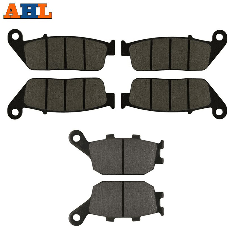 Motorcycle Front and Rear Brake Pads for HONDA CB 600 CB600 FY/F1/F2/F3/F4/F5/F6 Hornet 2000 2006 Brake Disc Pad Kit
