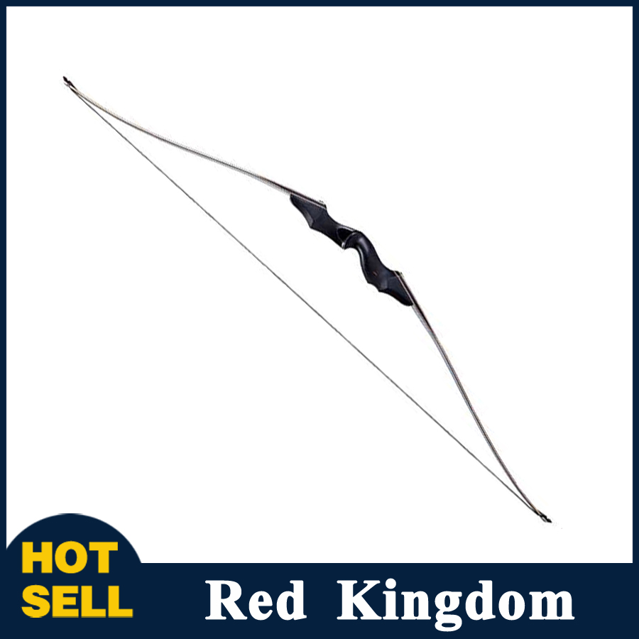 F172 30-35 LBS Recurve Bow Length 60 Inches with 15 inches Colorful Black Riser Archery Bow Hunting Shooting 60 hanks stallion violin horse hair 7 grams each hank 32 inches in length