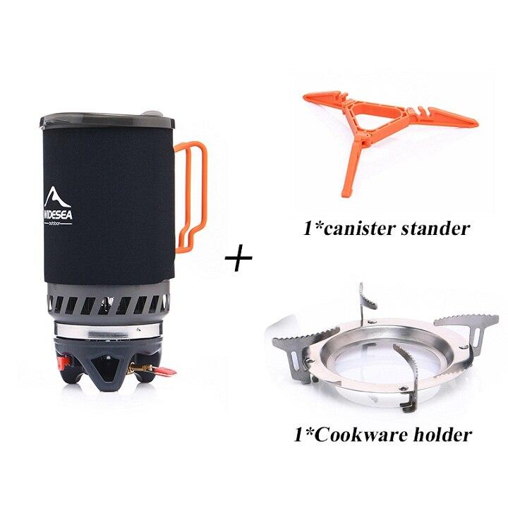 pot stove holder
