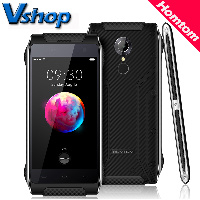 Original Homtom HT20 Pro 4G Mobile Phones Android 6.0 3GB RAM 32GB ROM Octa core IP68 Waterproof 4.7 inch Dual SIM Cell Phone