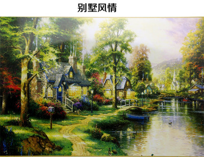 Grant Paper Cartoon jigsaw puzzles 1000 Pieces large Size Hard-level Challenge Brain Imagination Training Free shipping