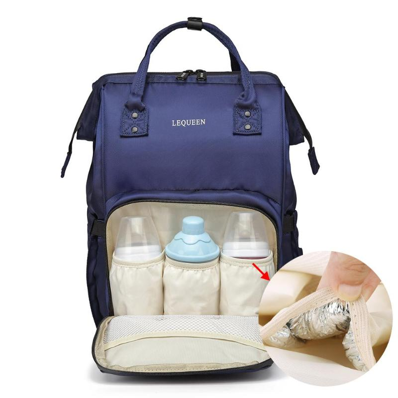 1pc Waterproof Backpack Mommy Maternity Nappy Bag Large ...