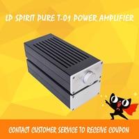 HIFI LP Spirit Pure T 01 1969 Class Amplifier Computer Desktop Mini Merging Split Type High Definition Audio Power Amplifier